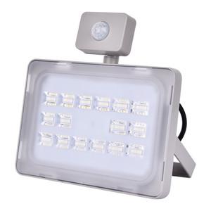 Proiettori a LED 50W 110V-120V esterna apparecchio di illuminazione LED Flood Luce del riflettore impermeabile Lampada di via Illuminazione paesista