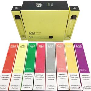 PUFF BAR PLUS 800+ Puff Disposable Pod Cartridge 550mAh Battery 3.2mL Pre-Filled Vape Pods with Security Code Puffbar