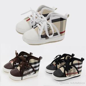 جديد بو الجلود حمالات بنات اطفال اطفال الرضع طفل الأولى كلاسيكي الرياضة المضادة للانزلاق وأحذية لينة وحيد أحذية رياضية أحذية Prewalker الربيع الخريف B92