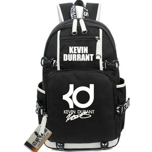 2020 Nueva Durantula mochila Kevin Durant KD mochila mochila bolsa de la escuela de diseño mochila portátil estupendo del MVP packsack deporte fuera mochila puerta