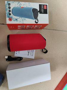TG113 Громкоговоритель Bluetooth Беспроводные колонки Сабвуферы Громкая связь Профиль вызова Стерео бас НЧ Поддержка TF USB-карта водонепроницаемый