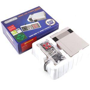 Прохладный Детские RS39 HDMI Mini Классический ТВ Игровые приставки CoolBaby 600 RS39 Видео плеер игры для HD игр консольного День рождения Рождественский подарок