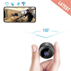 Kapalı Gözetim 1080P Home Office veya Araç Video CCTV Recorder Mini Kablosuz Kamera Spor Mikro Güvenlik Kameraları