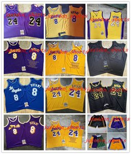 Mens 1998All-Star Game AuthenticLos AngelesBasketball JerseysLakers MITCHELLNESS Dense AU1.