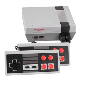 Aniversário, Natal, Natal, presente, Mini TV Game Console pode armazenar 620 500 dispositivos Game Console de vídeo portátil com caixa de varejo transporte DHL grátis