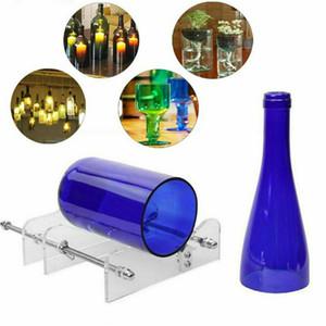 Herramienta de reciclaje del vidrio de cerveza nueva botella de vino del cortador de la máquina de corte Jar DIY Craft Kit