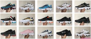 2019  quality epic React Element upcoming elemental reaction 87 Undercover men women designer running sneakers 55 & 87f0a8#