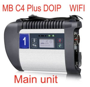 MB star c4 DOIP with wifi function SD Connect Diagnostic Tool for Car Trucks MB SD C4 v2020 HDD SSD with Industrial grade quality