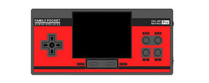 2pcs 3inch NES Pro Portable Handheld Games Supports 2 Player Family Pocket 348 AVG RPG ACT FC C3 LD LB LA CHX-40P RETRO Nintendo TV Out