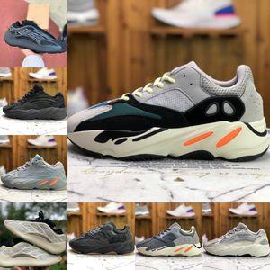 Alta qualità 700 V3 Kanye West Shoes vanta 700 V2 Alvah Azael 3M Reflective Sconto Mist Alien Scarpe Uomo Outdoor sport Corsa