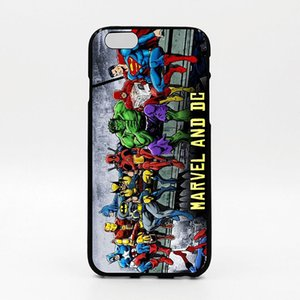 For Huawei Mate 10 20 Lite 10 Pro 20 X 9 case Soft TPU Print pattern DC Marvel Super Hero High quality phone cases