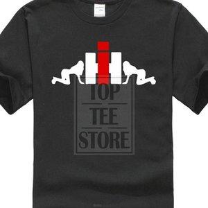 New Man Design T Shirt Print New International Harvester Art Camiseta para hombre Camiseta Camisetas de manga corta