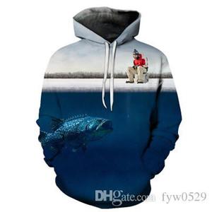 ткань NRAHBSQT New Printed Hooded Рыбалка Clothings Quick Dry Защита от солнца Рыбалка рубашки Мужчины Женщины Повседневная одежда Рыбалка FC016