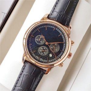 2020 watch New sportes Watches STOPWATCH menES Casual Fashion Skeleton quartz watch free shippingMontre SOT WATCH3