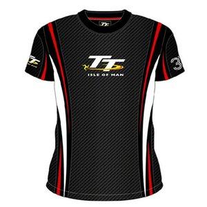 Hot Isle Of Man Race Mens T Shirts Retail Funny T -Shirt 3d Print Motorcycle T Shirt Hip Hop Mx Atv Man Tee Shirt 4 Colors