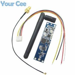 5 adet / lot Kablosuz DMX512 PCB Modülü Kartı LED Işık Kontrolörü Verici Alıcı freeshipping