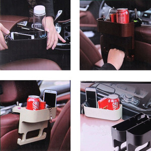 Car Cup Holder Storage Box Drink Cup Holder multifunzionale Cup Car Phone Holder