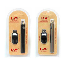 LAW Battery Preheat Battery Vape Pen Co2 Oil Vaporizer 510 Battery Box Pen Batteries VV 92a3 th205 m6t Cartridge with USB