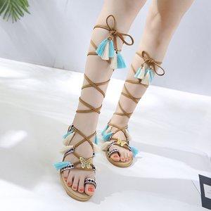 Moby Mobi 2020 sandálias novas cintas de praia para as mulheres