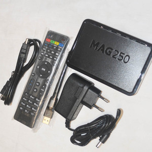 Nuovo MAG250 150m Antenna wireless Linux System System Home Theater System Tv Box Media Player MAG 250 Same Mag254 Mag322