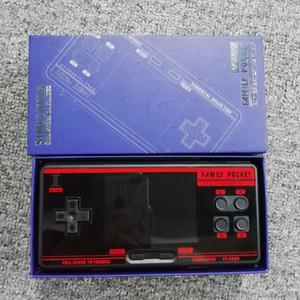 1 Adet Dropship Nostaljik SIMULATOR FC3000 Aile Pocket İmparatorluğu Retro El Tam Hız 70 Çerçeveler Oyun Konsolu
