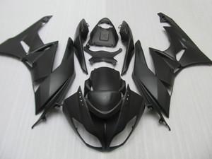 L'abitudine libera carenatura kit per la Kawasaki Ninja 2009 2010 2011 2012 ZX6R neri carenature cinesi ZX 6R 636 ZX636 ZX6R 09-12