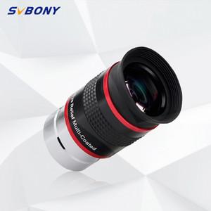 """SVBONY Eyepiece FMC 1.25"""" 68 Derece Ultra Geniş Açı 6mm 9mm 15m 20mm Astronomik Teleskop Monoküler Vizör F9152A için"""