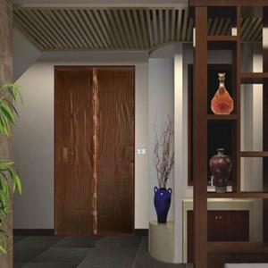 Nuovo magnetica dello schermo insetto Magic Door Net zanzariere Insetto Mosca Curtain Mesh guardia alla porta