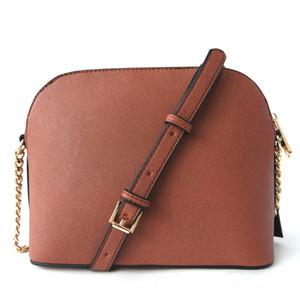 All'ingrosso della fabbrica 2019 nuova borsa croce modello in pelle sintetica shell catena borsa a tracolla messenger fashionista 225 #