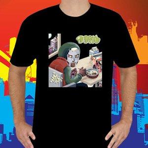 New Doom Mf Rap Hip Mm alimentation Hop T-shirt homme noir taille S à 3XL
