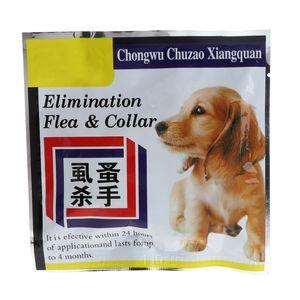 Haustier Hund Katze Floh Zecke Kill-Remover-Kragen Einstellbar Schutz Aroma-Ansatz-Ring Anderer Katzenbedarf