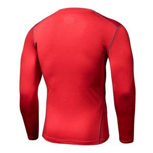 New Style Man Fußball Jersey Sport T-Shirt Langarm Gute Qualität Online-Verkauf 37