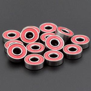 20шт подшипники для ABEC 7 из нержавеющей стали высокопроизводительные роликовые коньки скутер скейтборд колесные подшипники оптом