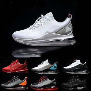 720 실행 유틸리티 (72C)의 남성 디자이너 신발 남성 여성 캐주얼 공기 360 반사 트레이너 검정, 흰색, 회색 오렌지 스포츠 운동화 신발 우리에게 5.5-11를