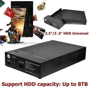 """Plus récent SATA Fashion 2.5"""" SATA USB 3.0 Disque dur externe Boîtier HDD Case disque pour ordinateur portable"""