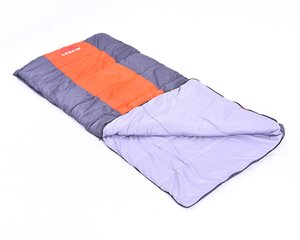 Durable Waterproof Outdoor Sleeping Bags Camping Envelope-like Sleeping bags for Spring Autumn Seasons Washable Quick Drying