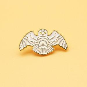 Harry Peter Broche métal badge Cute personnalité aigle La tendance va avec des épingles à encolure haut de gamme
