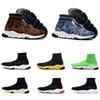 2019 ACE Designer casual sock Shoes Speed Trainer Black Red Triple Black Fashion Socks Sneaker Trainer casual shoes 36-47