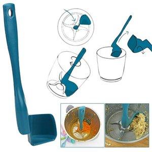 Выпечка вращающийся шпатель вращающийся шпатель блендер роторный скребок кухня удаление пищевой промышленности смеситель кулинария машина ложка BH3165 TQQ