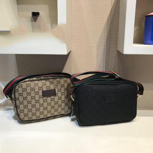Mens donne di lusso di marca borse casual borsa tracolla della vita della lettera di modo Mens pacchetto di Fanny ragazze Crossbody Borse Messaggio Pacchetto B102535K