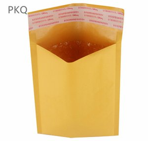 Thickened Kraft Paper Bubble Envelopes Bags Mailers Padded Shipping Envelope With Bubble Mailing Bag Business Supplies