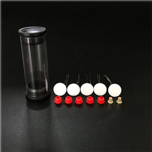 1.3mm d'épaisseur originale à chaleur Coil Peak Atomiseur réparation Reconstruire remplacement cire Vaporizer Coilless technologie