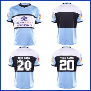 2020 CRONULLA-SUTHERLAND SHARKS Rugby Jersey 2019 Men Indigenous Jersey shirt Rugby League Australia Telstra Jerseys size S--5XL