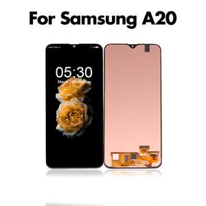 Samsung A10s A20s A30s Ekran için Galaxy A10, A20, A30, A40, A50 A60 A70 A80 LCD Dokunma için Samsung için toptan LCD Ekran