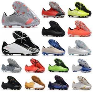 2020 Men Phantom Venom VNM Elite FG New Lights Under The Radar Chaussures de football Chaussures de football Crampons Taille US 6,5 à 11