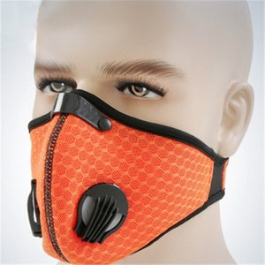 Free DHL Ship!Outdoor Layer Protective Pm2.Outdoor Security 5 Safety Anti Dust FaReplacement Mask QAVK35