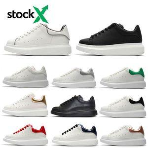 Freies Verschiffen 2020-Plattform-Schuhe Mannfrauenschuh Teller-formt Sneakers triple weiß schwarz Leder Wildleder Samt bequemer beiläufiger Schuh 36-44