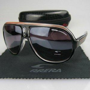 Высокое качество бренд дизайнер UV400 модные солнцезащитные очки Женщины мужчины Авиатор солнцезащитные очки унисекс ретро солнцезащитные очки черный красный рамка открытый очки