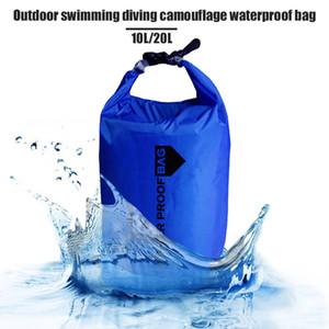Canot extérieur d'aviron portatif d'aviron portatif de sport de natation durable imperméable du polyester 210T de sac sec
