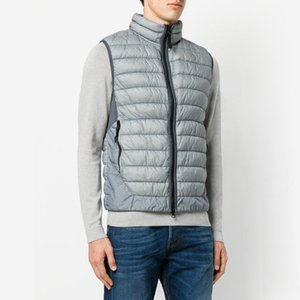 2017FW G0124 BAS GILET TOPSTONEY Down Jacket Gilet Femmes Hommes Vestes Mode Manteau chaud extérieur